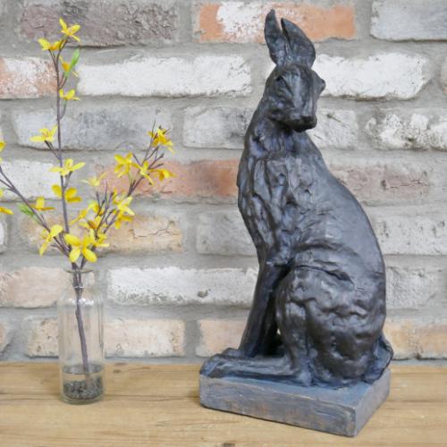 Hare Garden Ornament
