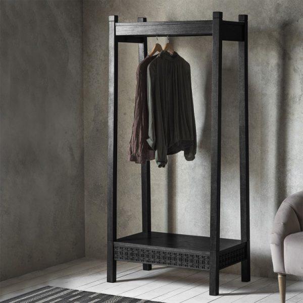 Boho Boutique Open Wardrobe