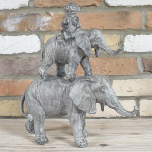 Gobi Elephant Ornament