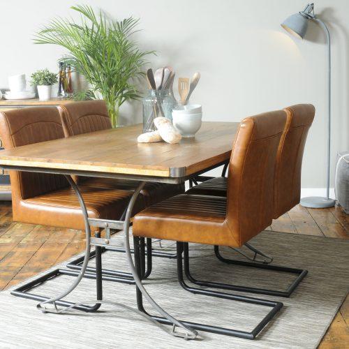 RE-Engineered Rectangular Table
