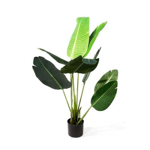 Faux Plant Bird of Paradise 115cm