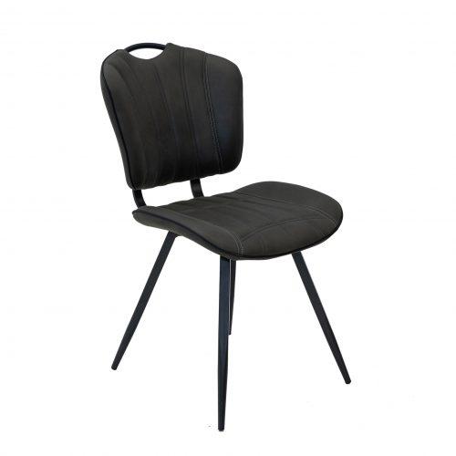 Healey Chair Moleskin Mussel SET OF 2