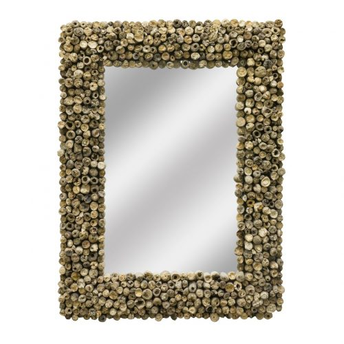 Driftwood Edges Mirror
