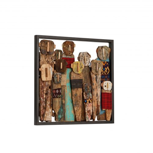 KLEO Wall Decoration Toraja Small