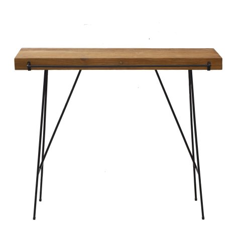 Verso Counter Console with Rail