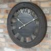 Industrial Style Rustic Clock