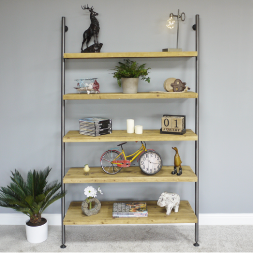 Pressott Large Ladder Style Shelves