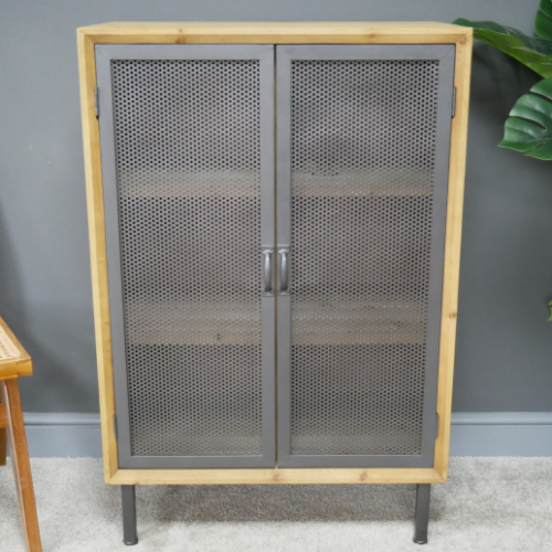 Ana Industrial Mesh Storage Unit