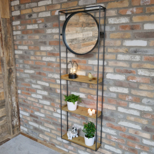 Burton Industrial Wall Unit
