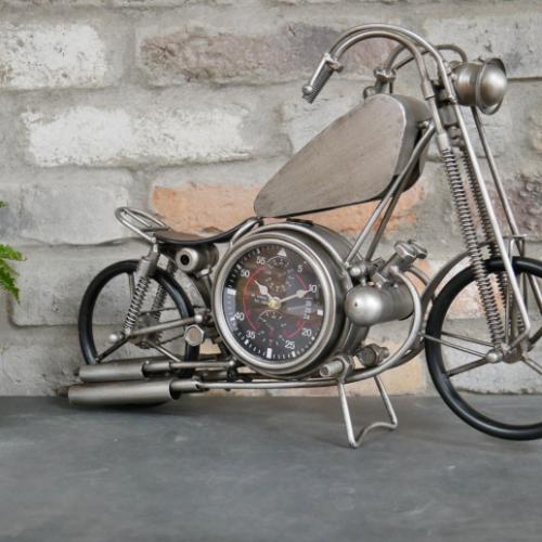 Harley Clock