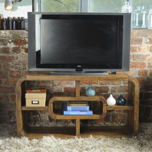 Mango Lounge Size TV/Hi-Fi Unit