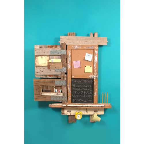 Driftwood Notice Board