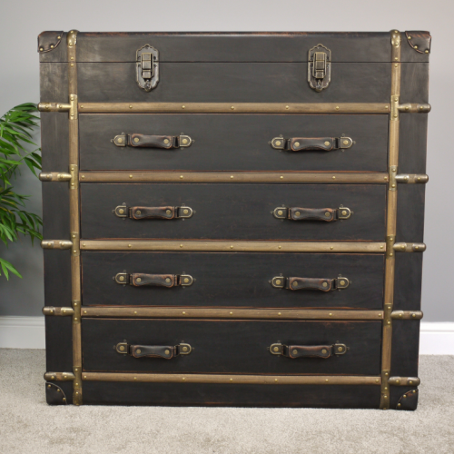 Suitcase Style Chest Of Drawers