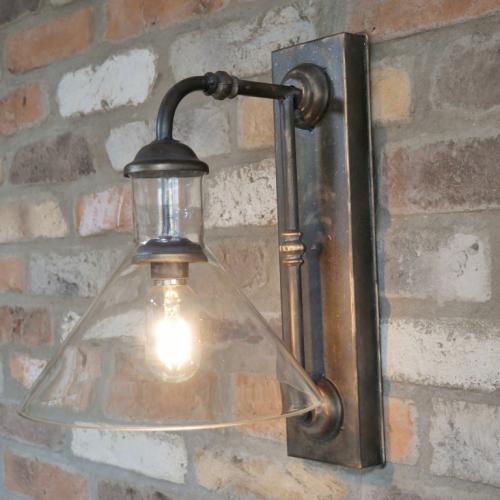 Industrial Wall Light