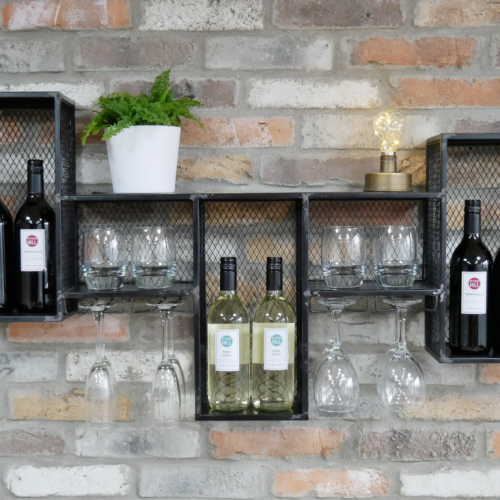 Wine Wall Cabinet
