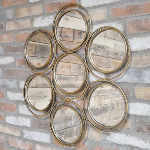 7 Circle Mirror