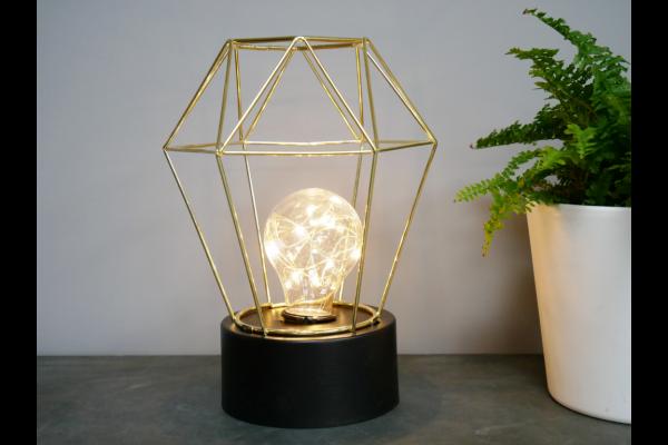 Desk Lamp - Gold