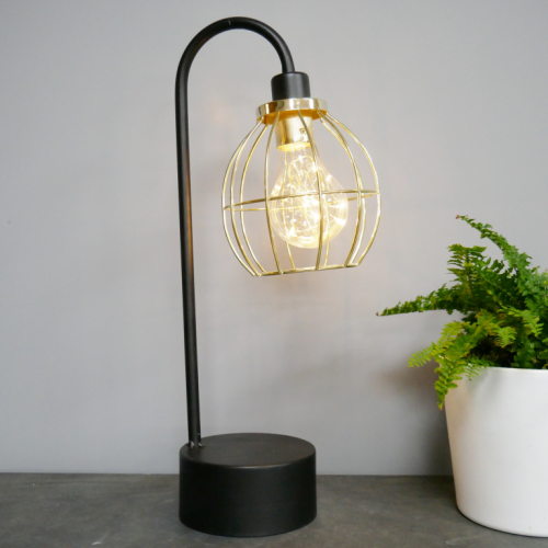 Desk Lamp - Gold