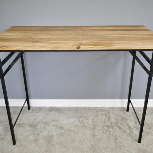 Industrial Breakfast / Bar Table