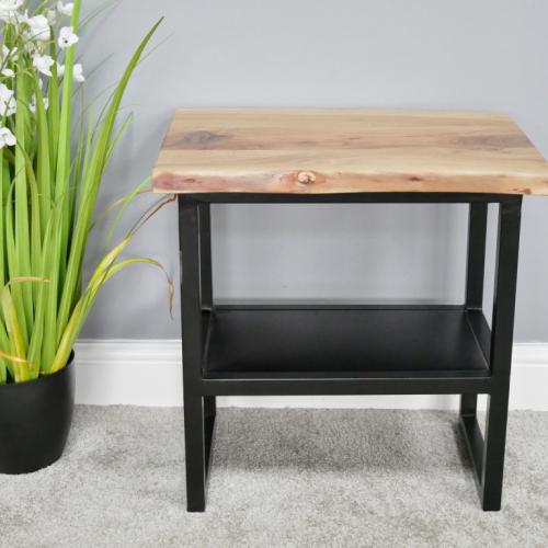 Living Edge Side Table
