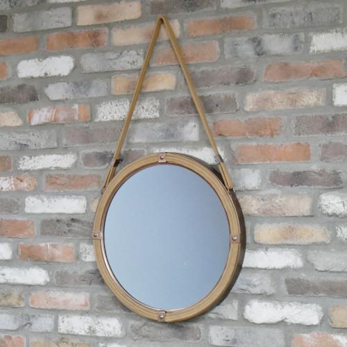 Rope Mirror - Medium