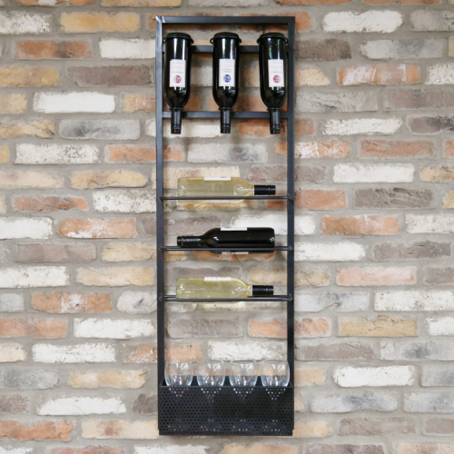 Wine Wall Unit