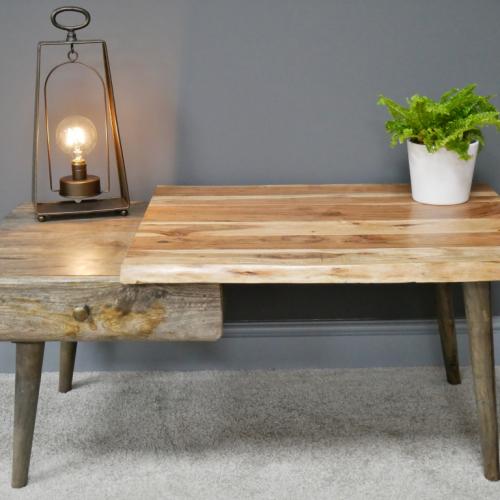 Living Edge Coffee Table