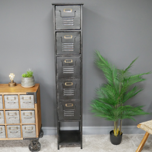 Tall Industrial Cabinet