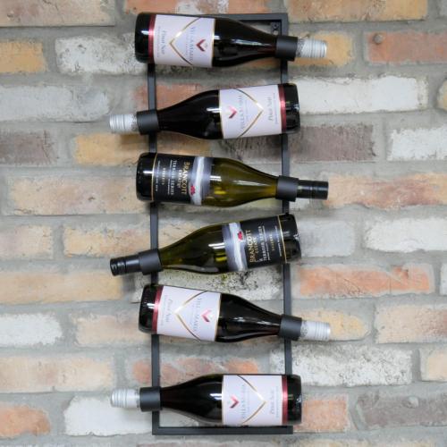 Wall Wine Bottle Holder 6